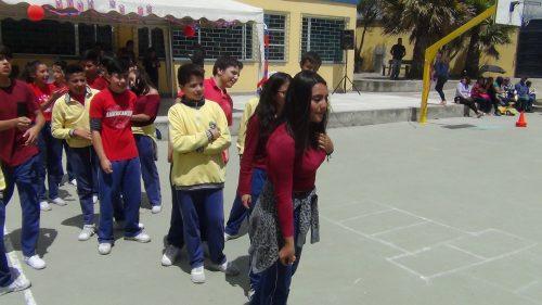 Fiestas De Quito Unidad Educativa Maurice Ravel